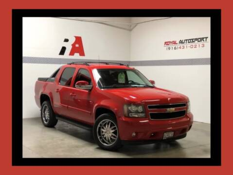 2007 Chevrolet Avalanche for sale at Royal AutoSport in Sacramento CA