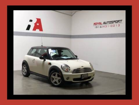2008 MINI Cooper for sale at Royal AutoSport in Sacramento CA