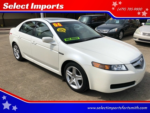 2006 Acura TL for sale in Fort Smith, AR