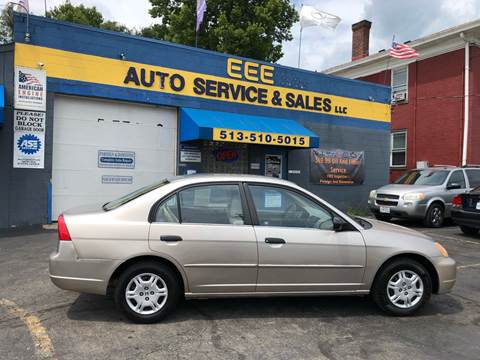 2001 Honda Civic for sale in Cincinnati, OH