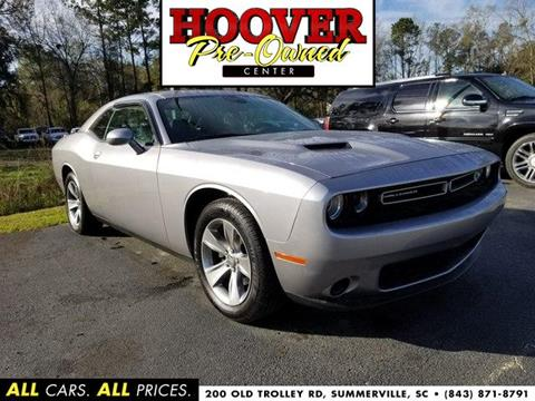 2015 Dodge Challenger for sale in Summerville, SC