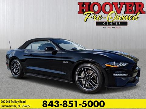 2018 Ford Mustang for sale in Summerville, SC
