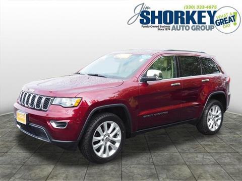 2017 Jeep Grand Cherokee for sale in Austintown, OH