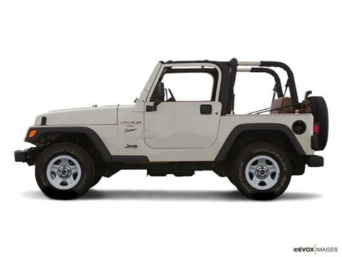 2000 Jeep Wrangler for sale in Austintown, OH