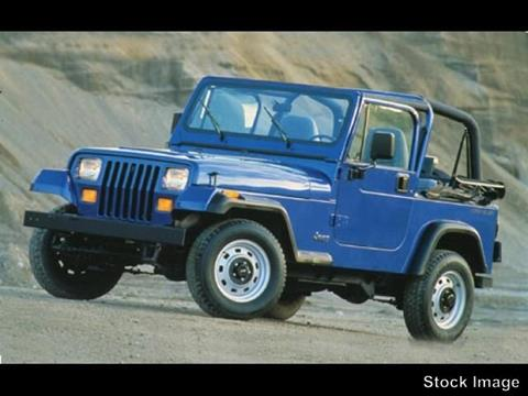 1995 Jeep Wrangler for sale in Austintown, OH