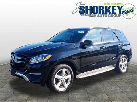 2016 Mercedes-Benz GLE for sale in Austintown, OH
