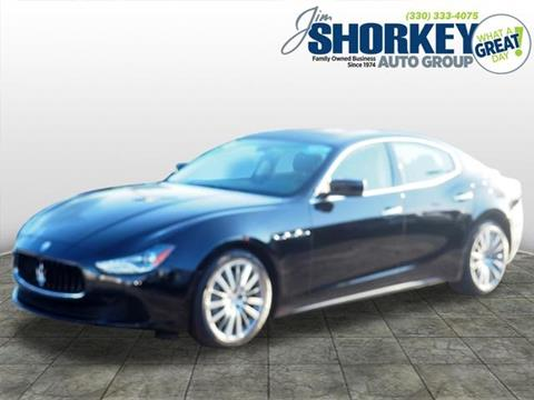 2015 Maserati Ghibli for sale in Austintown, OH