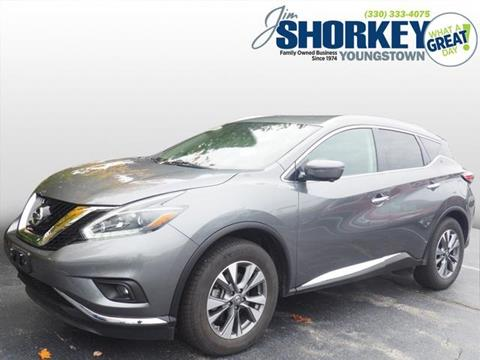 2018 Nissan Murano for sale in Austintown, OH