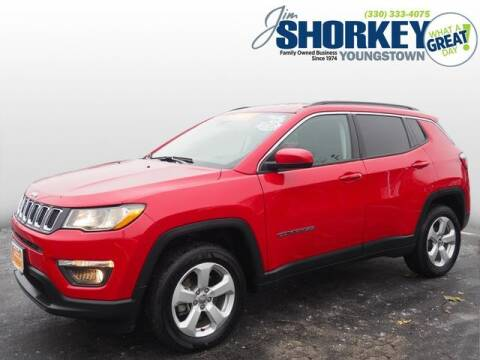 2019 Jeep Compass for sale in Austintown, OH