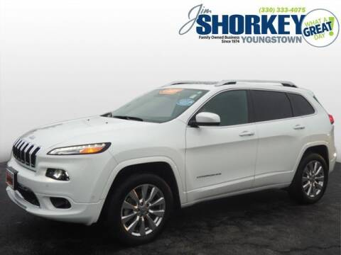 2017 Jeep Cherokee for sale in Austintown, OH