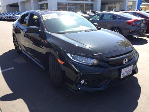 2018 Honda Civic for sale in Lake Forest, CA