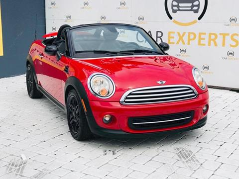 Mini Cooper Dallas >> 2012 Mini Cooper Roadster For Sale In Orlando Fl