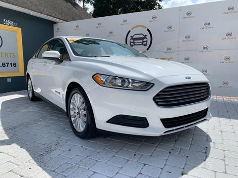 2015 Ford Fusion Hybrid for sale in Orlando, FL