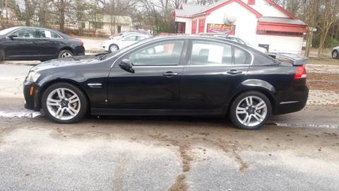 2009 Pontiac G8 for sale in Winder, GA