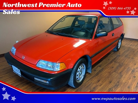 1990 Honda Civic for sale in West Richland, WA