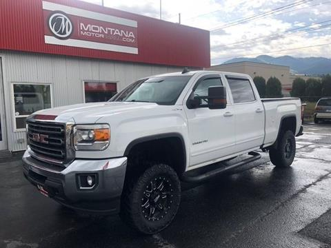 2015 GMC Sierra 2500HD for sale in Missoula, MT