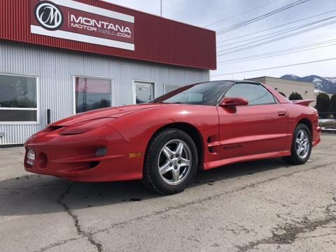1998 Pontiac Firebird for sale in Missoula, MT
