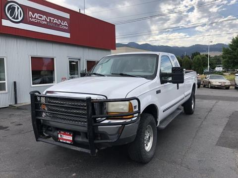 1999 Ford F-250 Super Duty for sale in Missoula, MT