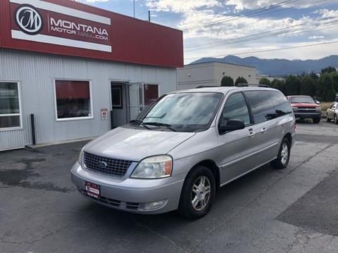2006 Ford Freestar for sale in Missoula, MT