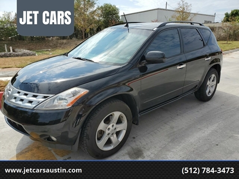2003 Nissan Murano for sale in Austin, TX