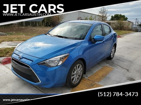 2017 Toyota Yaris iA for sale in Austin, TX