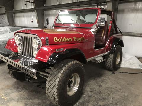 1985 Jeep CJ-7 for sale in Jackson, TN