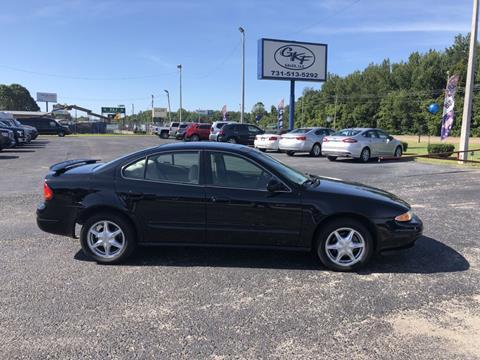 2001 Oldsmobile Alero for sale in Jackson, TN