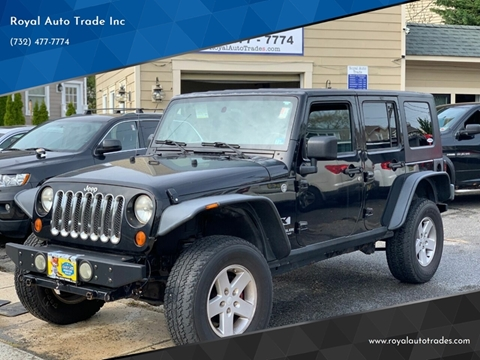 2007 Jeep Wrangler Unlimited for sale in Point Pleasant Beach, NJ