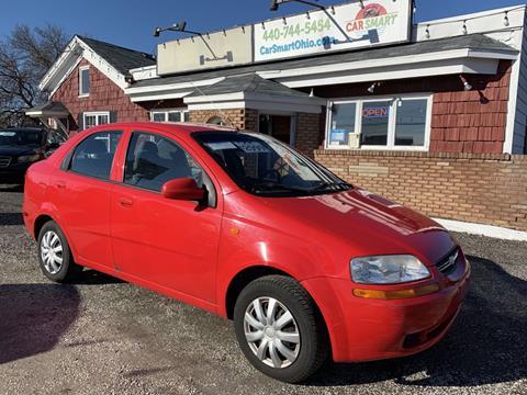 2004 Chevrolet Aveo For Sale In Iowa Carsforsale