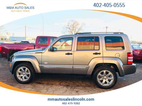 2012 Jeep Liberty for sale in Lincoln, NE