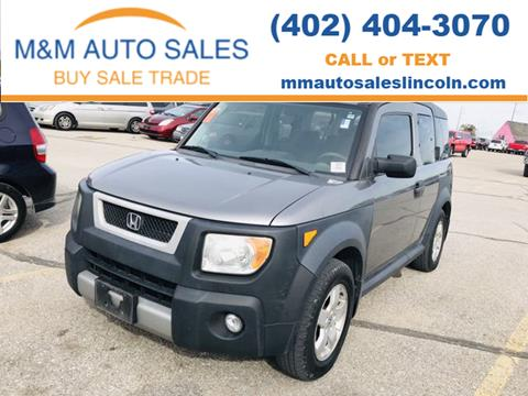 2005 Honda Element for sale in Lincoln, NE