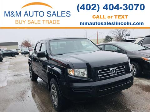 2006 Honda Ridgeline for sale in Lincoln, NE