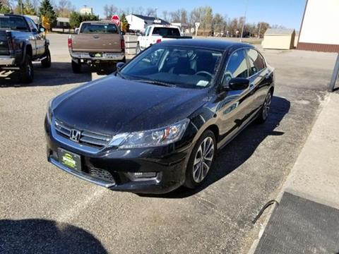 2015 Honda Accord for sale in New Rockford, ND