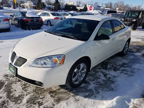 2006 Pontiac G6 for sale in New Rockford, ND