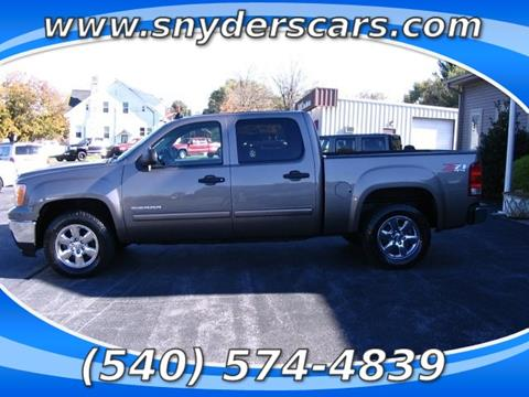 2013 GMC Sierra 1500 for sale in Harrisonburg, VA