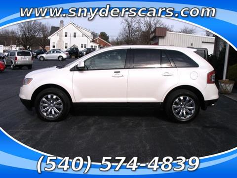 2010 Ford Edge for sale in Harrisonburg, VA