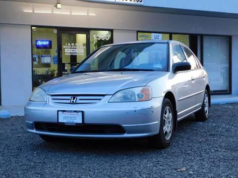 2001 Honda Civic for sale in Lakewood, NJ
