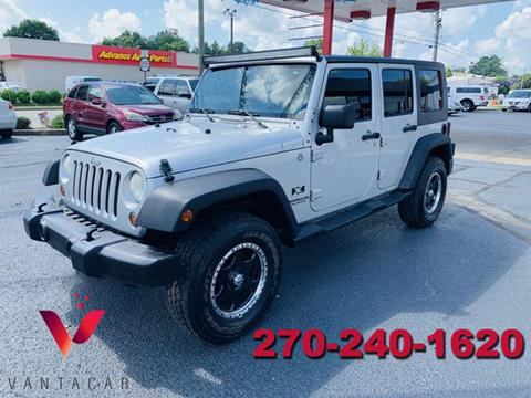 2007 Jeep Wrangler Unlimited for sale in Owensboro, KY