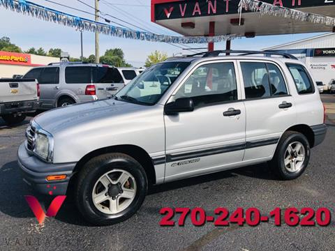 2003 Chevrolet Tracker for sale in Owensboro, KY