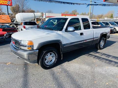 2001 GMC Sierra 1500 for sale in Owensboro, KY