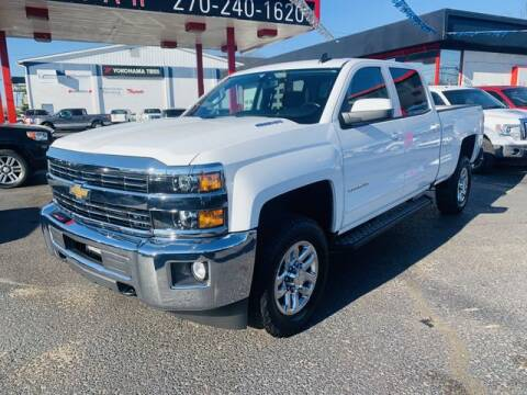 2016 Chevrolet Silverado 2500HD for sale at Vantacar in Owensboro KY