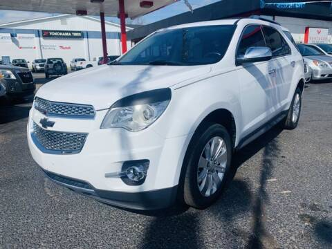 2010 Chevrolet Equinox LTZ for sale at Vantacar in Owensboro KY