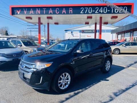 2013 Ford Edge SEL for sale at Vantacar in Owensboro KY