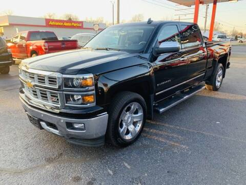 2015 Chevrolet Silverado 1500 for sale at Vantacar in Owensboro KY