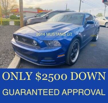 2014 Ford Mustang for sale at Vantacar in Owensboro KY