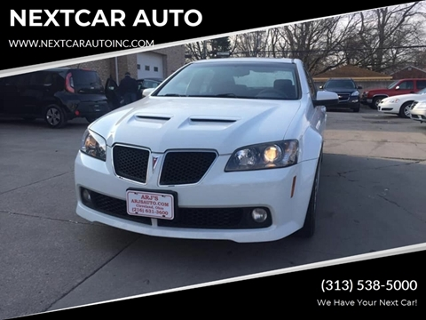 2008 Pontiac G8 for sale in Redford, MI