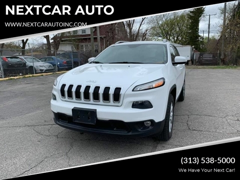 2014 Jeep Cherokee for sale in Redford, MI