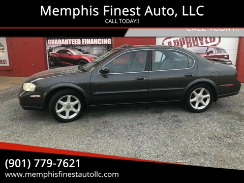 used 2000 nissan maxima for sale in memphis, tn - carsforsale®