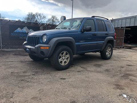 2004 Jeep Liberty for sale in Englewood, CO