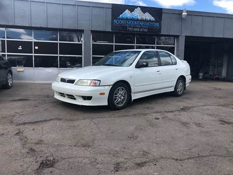 2001 Infiniti G20 for sale in Englewood, CO